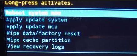Aktuelle Firmware – BMW Xtrons Wiki